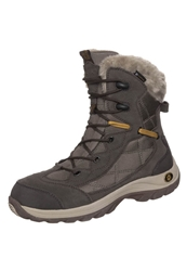 Jack Wolfskin Icy Park Texapore Walking Boots Siltstone Light Brown