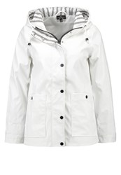 Topshop Petite Ivy Summer Jacket White