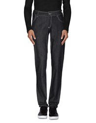 Met Denim Denim Trousers Men Black