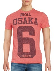Superdry Short Sleeve Graphic Tee Grit