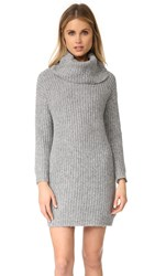 Cupcakes And Cashmere Ventura Sweater Dress Heather Grey