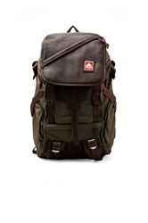 Jansport Skip Yowell Collection Pleasanton Backpack Army
