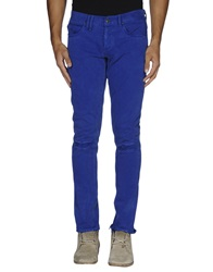 Cycle Casual Pants Blue
