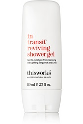 This Works In Transit Reviving Shower Gel 80Ml