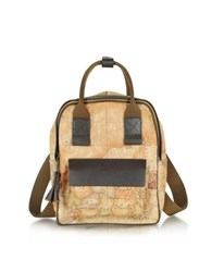 Alviero Martini Free Spirit Backpack Brown