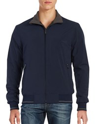 Weatherproof Ultra Stretch Fleece Lined Bomber Navy