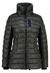 G Star Gstar Whistler Slim Coat Winter Jacket Asfalt Anthracite