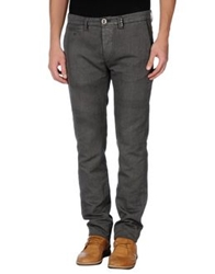 Sartoria Tramarossa Casual Pants Grey