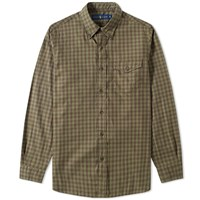 Polo Ralph Lauren Williamsburg Button Down Shirt Green