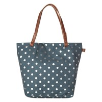 White Stuff Canvas Tote Bag Teal