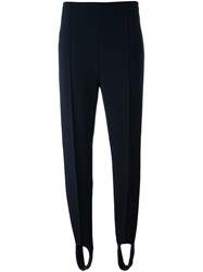 Marni Stirrup Trousers Blue