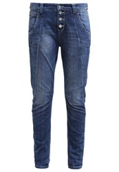 M A C Mac Laxy Relaxed Fit Jeans Blue Blue Denim