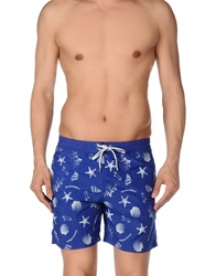 Harmont And Blaine Swimming Trunks Coral