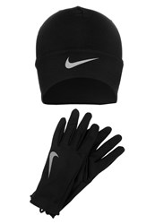 Nike Performance Running Set Gloves Black
