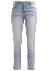 Opus Enja Slim Fit Jeans Pastel Blue Light Blue