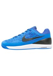 Nike Performance Zoom Cage 2 Clay Outdoor Tennis Shoes Photo Blue Black Blue White