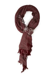 Forever 21 Oversized Two Tone Scarf