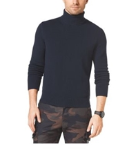 Michael Kors Cashmere Turtleneck Midnight