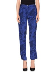Myths Trousers Casual Trousers Women Blue