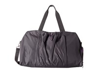 Baggallini Step To It Duffel Smoke Duffel Bags Gray