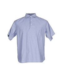 Barena Shirts Shirts Men Blue
