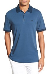 Ag Jeans Men's Ag 'Delancy' Trim Fit Cotton Jersey Polo