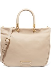 Marc By Marc Jacobs Textured Leather Tote Nude