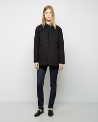 Christophe Lemaire Field Jacket Black