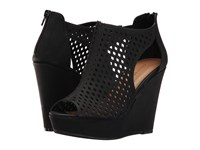 Chinese Laundry Indie Black Women's Wedge Shoes
