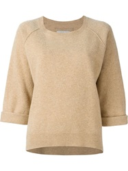 Humanoid 'Warrior Thin 01' Sweater Nude And Neutrals