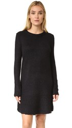 Velvet Seraphina Dress Black