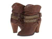 Not Rated Cottonwood Tan Women's Boots