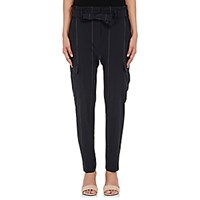 A.L.C. Women's Harrison Drop Rise Cargo Pants Navy