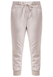 Marc O'polo Trousers Dark Crystal Brown