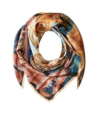 Vivienne Westwood Andreas Twill Powder Pink Scarves White