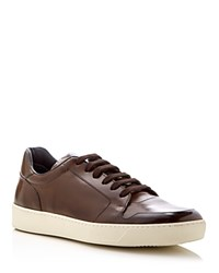To Boot New York Barton Lace Up Sneakers Bruno Taupe