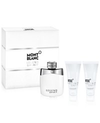 Montblanc Legend Spirit Gift Set No Color
