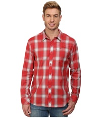 Icebreaker Departure L S Shirt Clay Men's Long Sleeve Button Up Tan