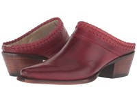 Lucchese Mimi Red Cowboy Boots
