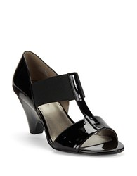 Bandolino Fillmore Wedge Sandals Black