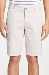 Ag Jeans Men's 'Griffin' Chino Shorts Bleached Quartz
