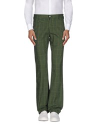 Avio Trousers Casual Trousers Men Military Green