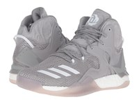Adidas D Rose 7 Medium Grey Heather White Mgh Solid Grey Men's Basketball Shoes Gray