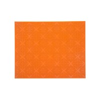 Images D'orient Rectangular Urban 01 Placemat Carrot
