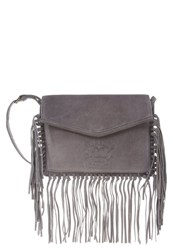 Superdry Neo Nomad Across Body Bag Ash Grey