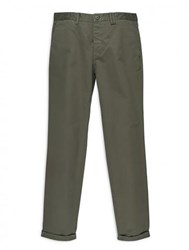 Norse Projects Olive Aros Chinos