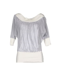 Jejia Blouses Light Grey