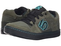 Five Ten Freerider Earth Green Men's Skate Shoes