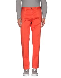 Perfection Trousers Casual Trousers Men Coral