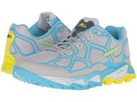 Montrail Trans Alps Fkt Cool Grey Women's Shoes Gray